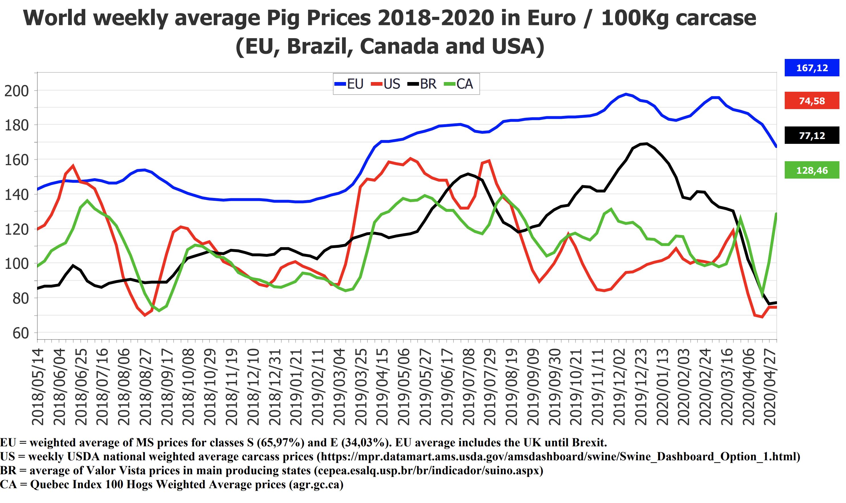 Оприлюднено прогноз закупівельних цін на живих свиней на 18 – 24 травня, фото-1