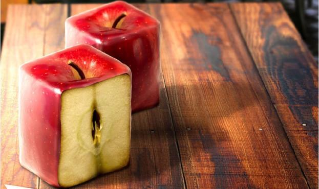 square-apple