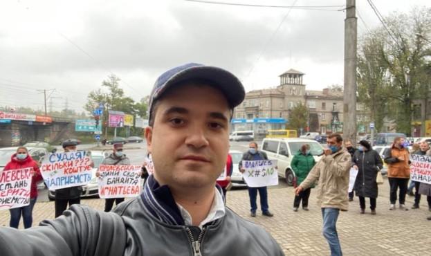 Станіслав Гришин адвокат ДП ДГ Таврія