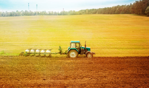 red-tractor-in-the-field_73691-325