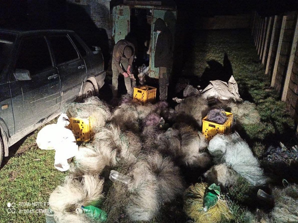 Двох депутатів впіймали на браконьєрстві: наловили риби більш як на 9000 грн