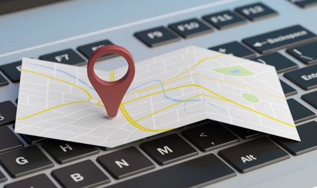 map-pointer-location-on-a-laptop-3d-illustration-72HGYF3-min