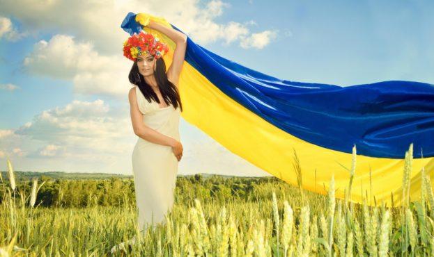 shatenka-plate-venok-ukrainka-flag-ukraina-pole-nebo-trava-o